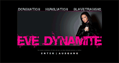 Preview of eve-dynamite.net